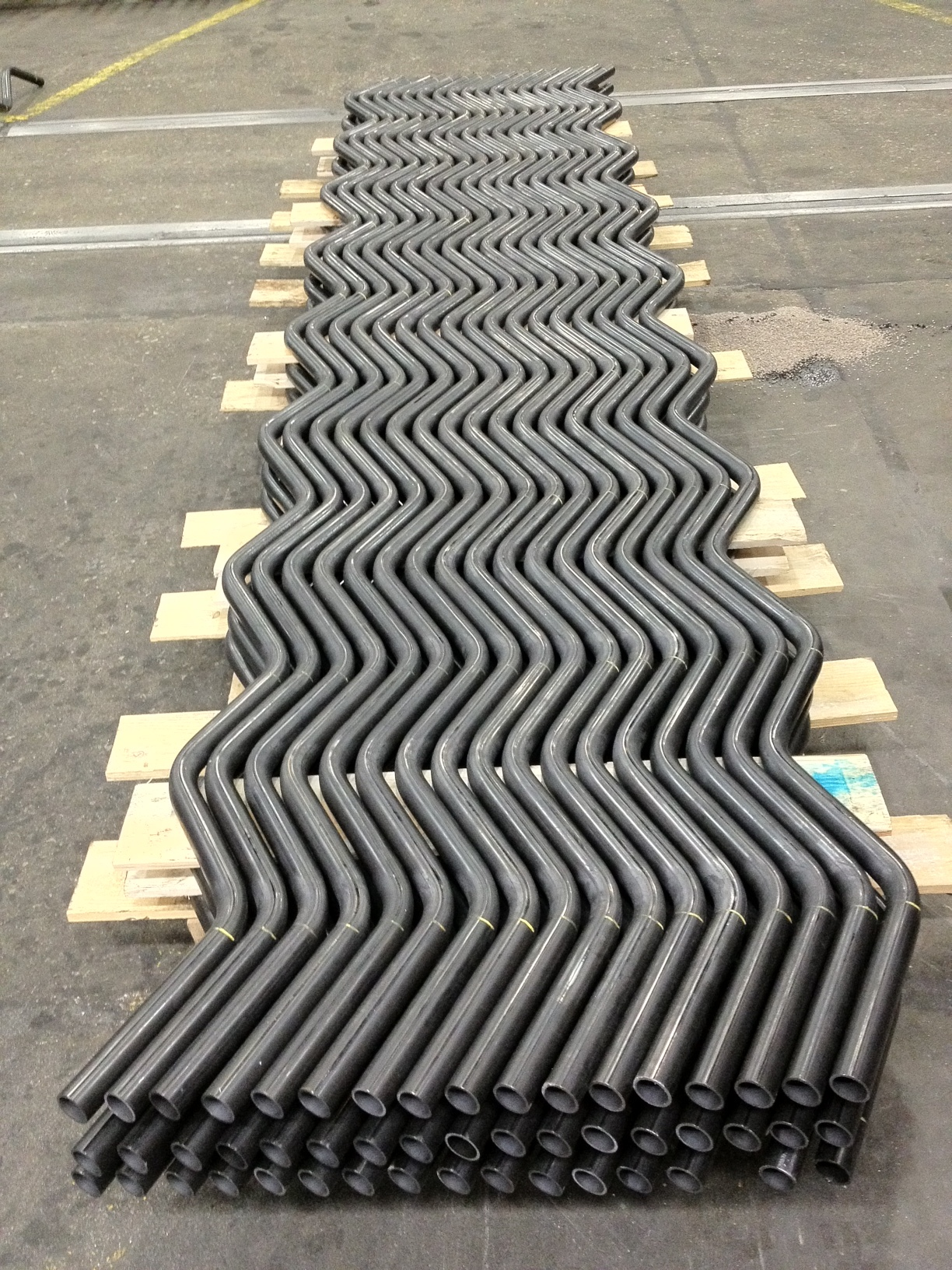 Bending Pipes Bending Bars Chicago Metal Rolled