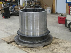 thick steel plate