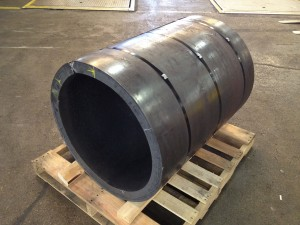 rolled thick steel plate