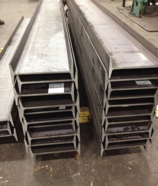 Rolling Beams And Steel Plate Chicago Metal Rolled