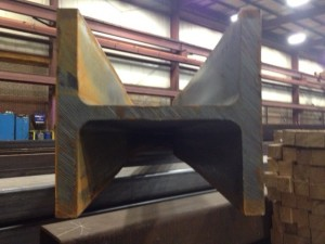Steel Beam Size | Chicago Metal Rolled Products | The ...