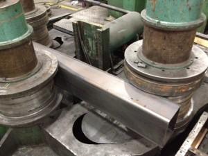 steel rolling applications