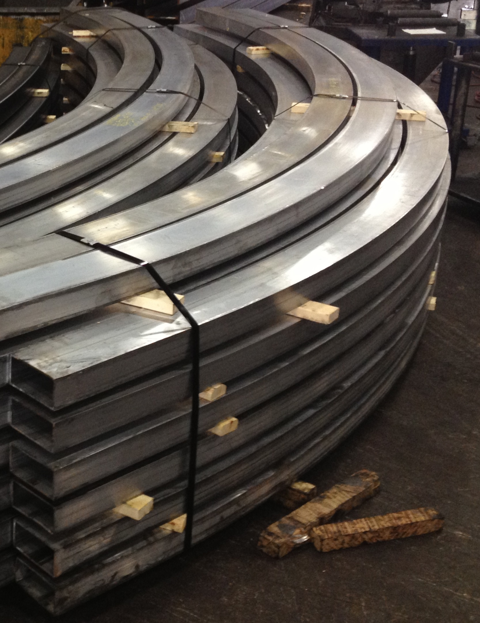 Successful Bending Of Various Grades Of Aluminum The Chicago Curve