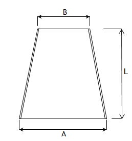 how to make a funnel out of sheet metal
