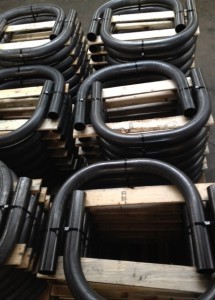 Round Tubing Used as Hitches