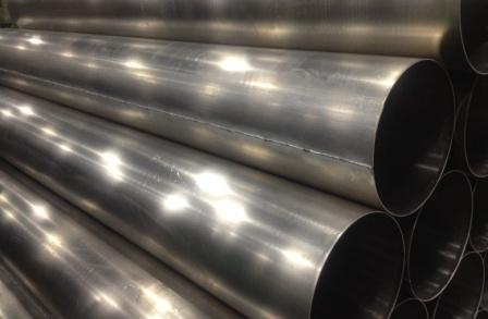 Rolled Amp Welded Pipe The Chicago Curve
