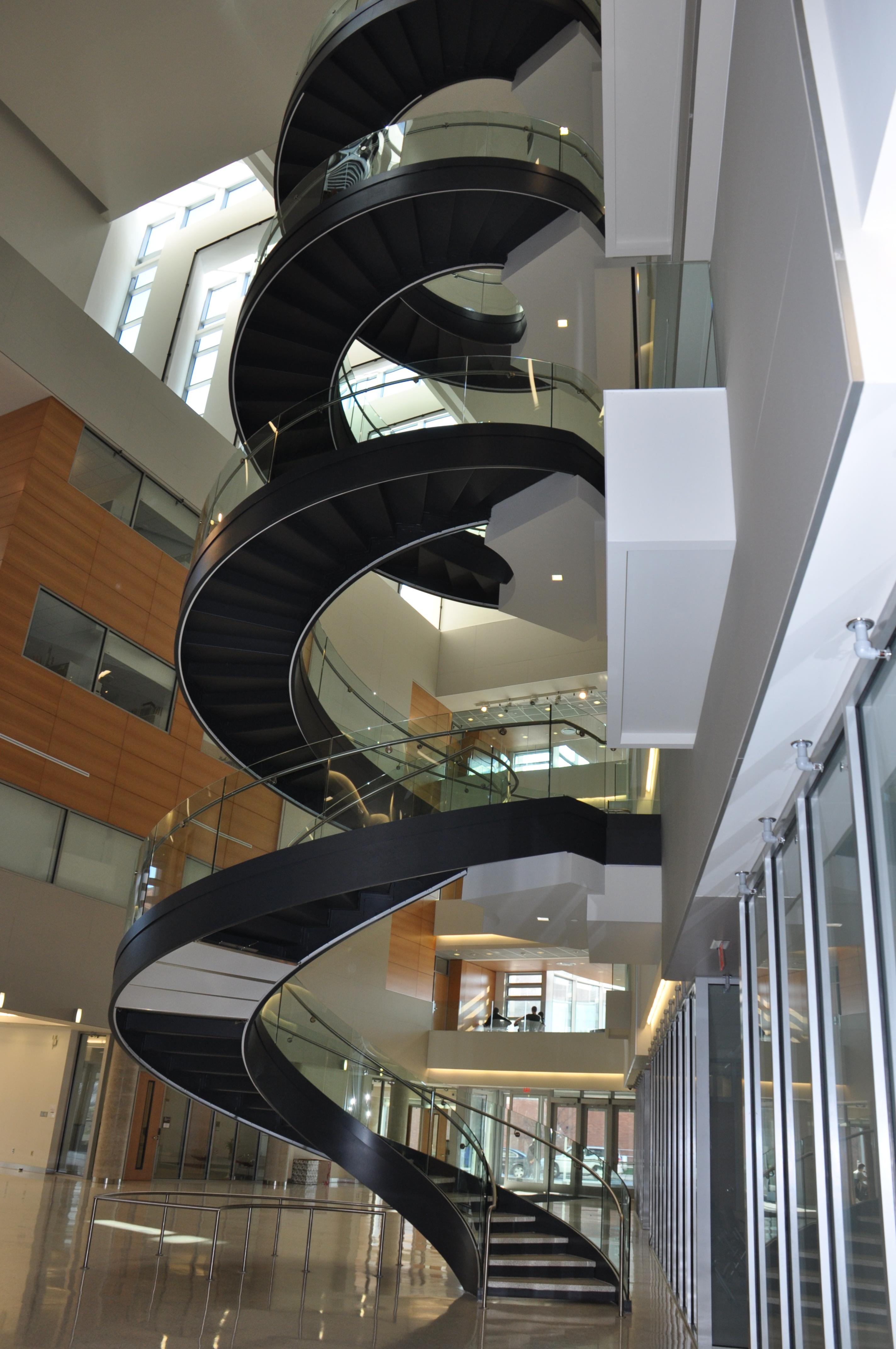 Aluminum Stair Stringers