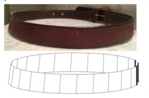 concentric belt