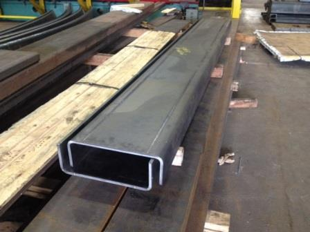 Steel Channel Bending Amp Forming The Chicago Curve