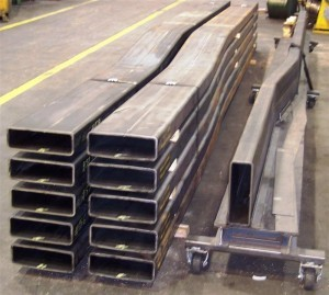 Rolled Hss Hollow Structural Sections The Chicago Curve