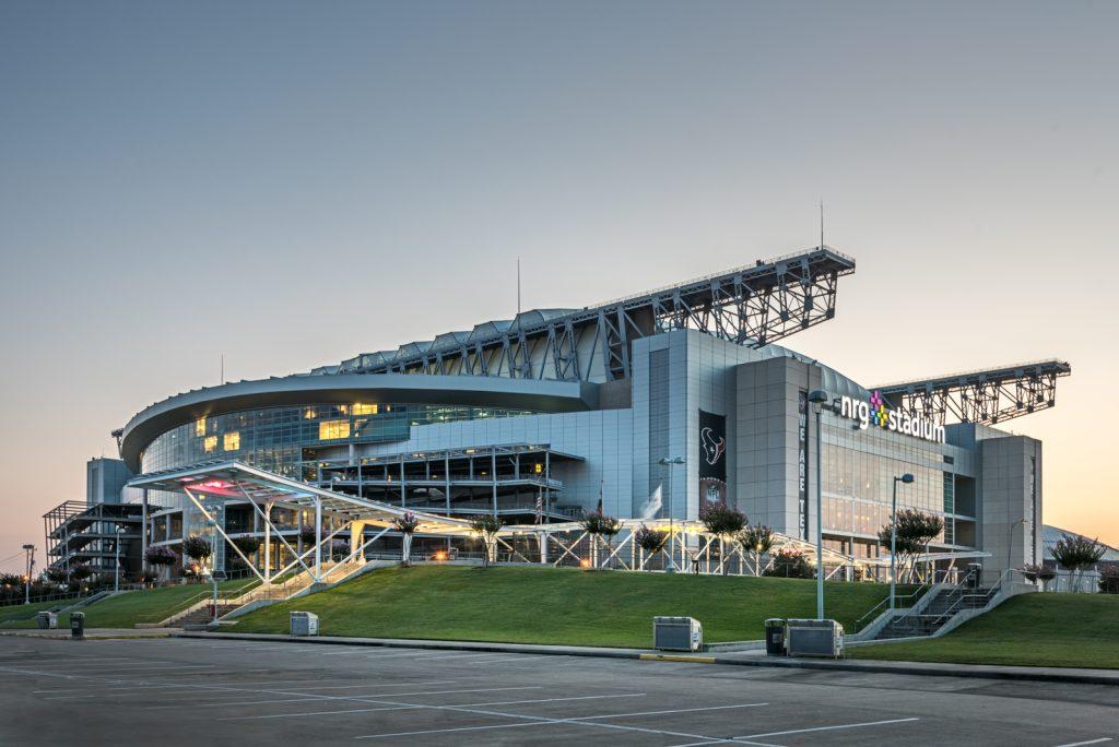 NRG Stadium Canopy