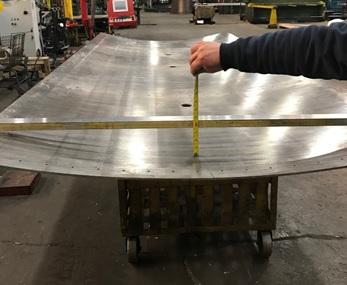 Rolled Aluminum 6061-T6 Plate