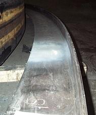 Storage Tank Stiffener