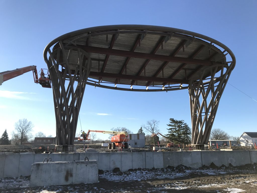 Lauridsen Amphitheater Project