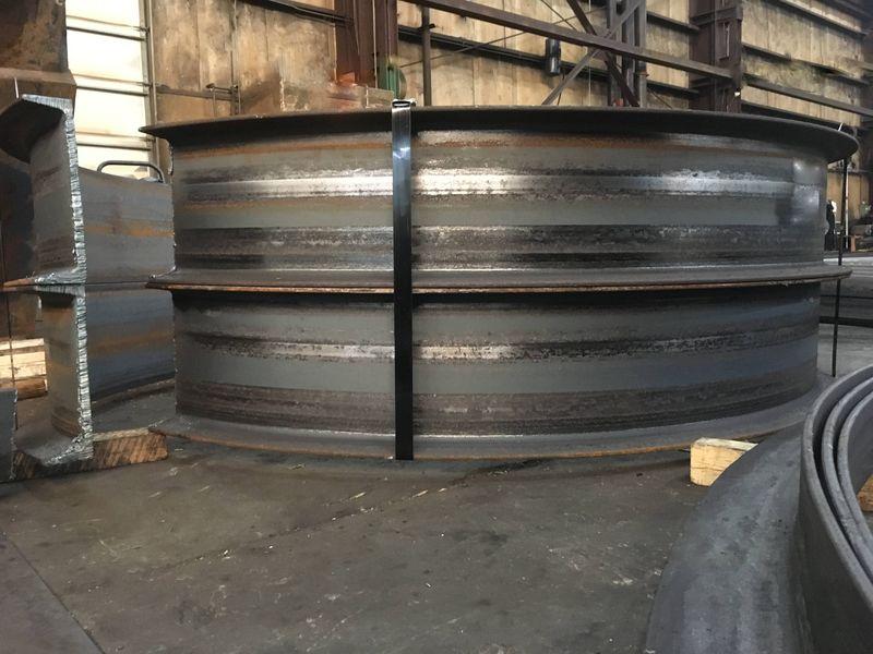 Steel Aluminum Channel Bending Flange Bending