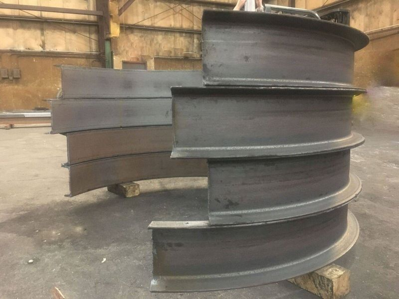Steel Amp Aluminum Channel Bending Flange Bending